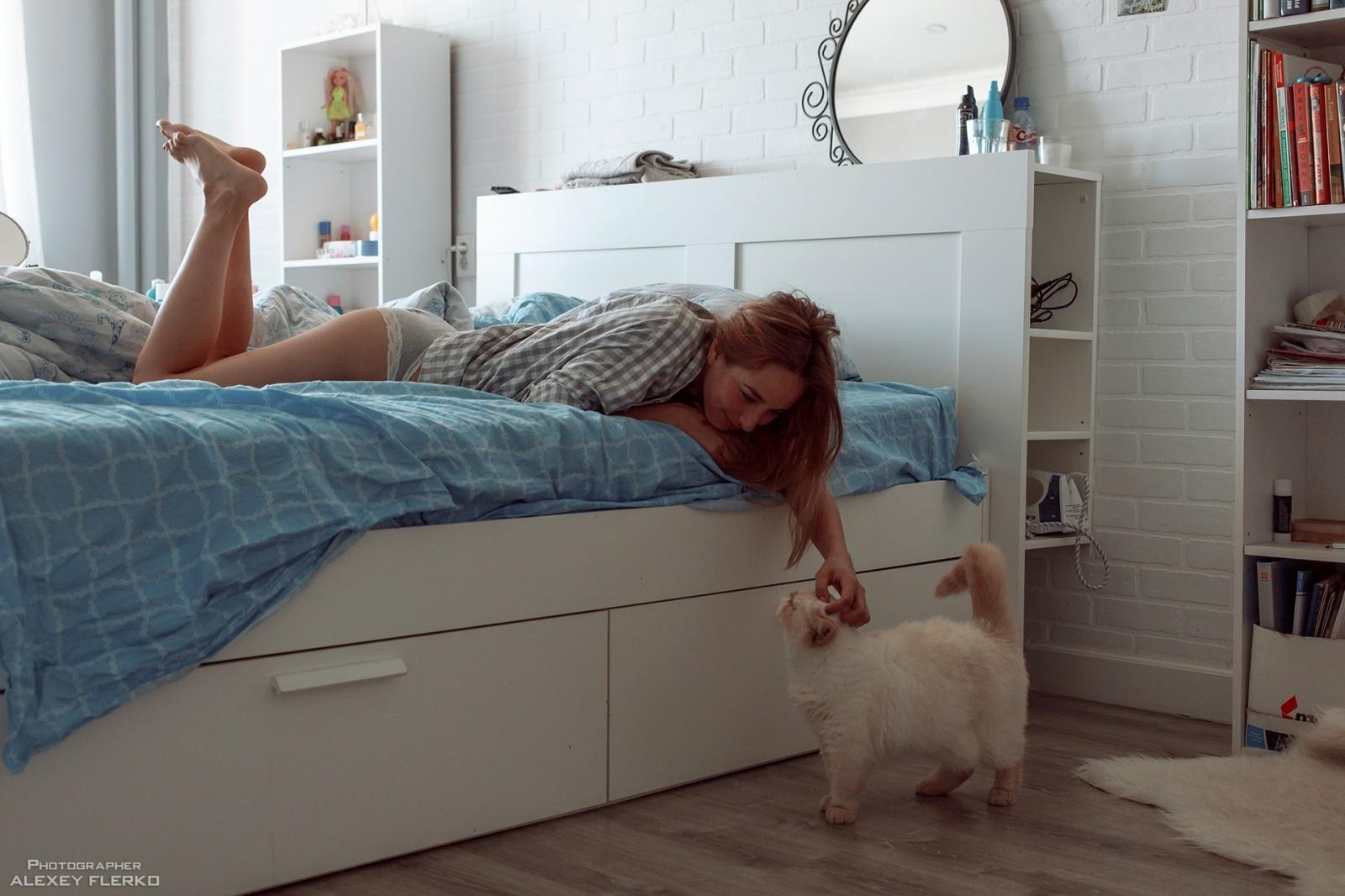 5 вещей, которых больше всего боятся домашние кошки
