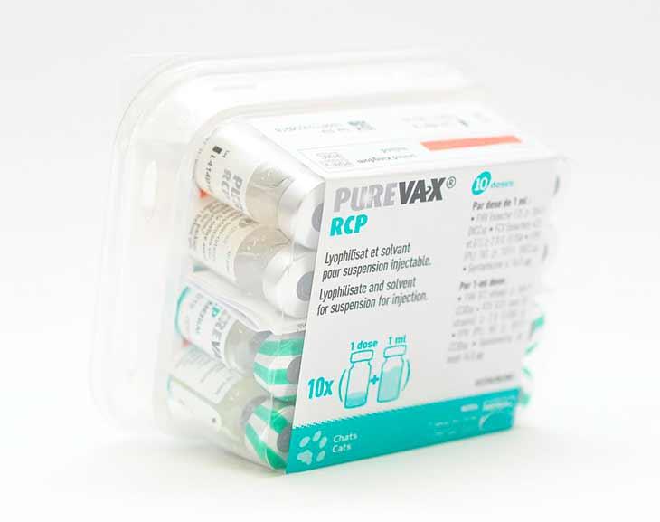 Пуревакс: вакцина для кошек, инструкция по применению