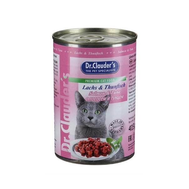 Корм для кошек Dr. Clauder's