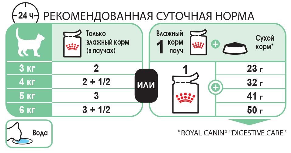Диетическое и лечебное кормлениекошек