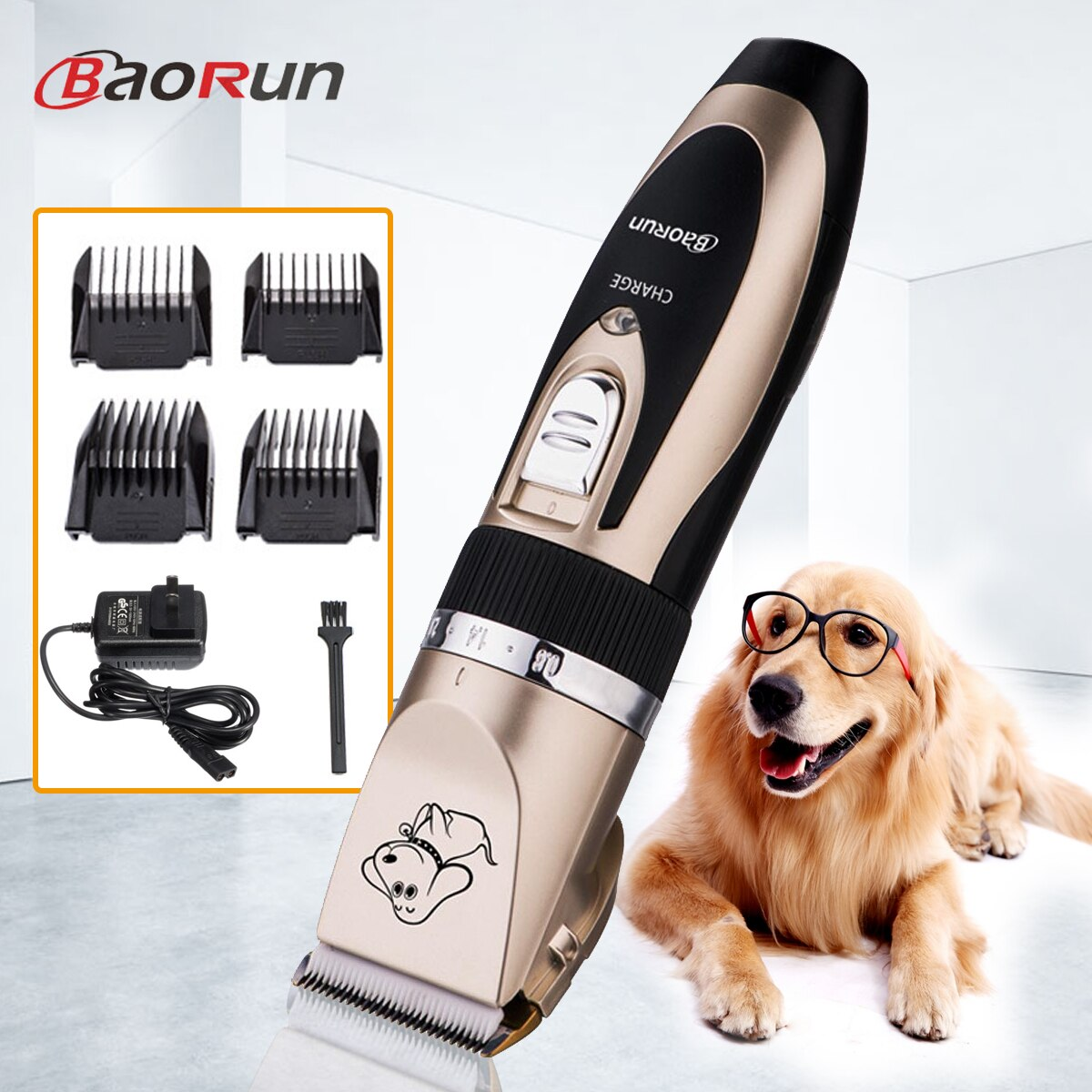 Машинка для стрижки собак в домашних условиях