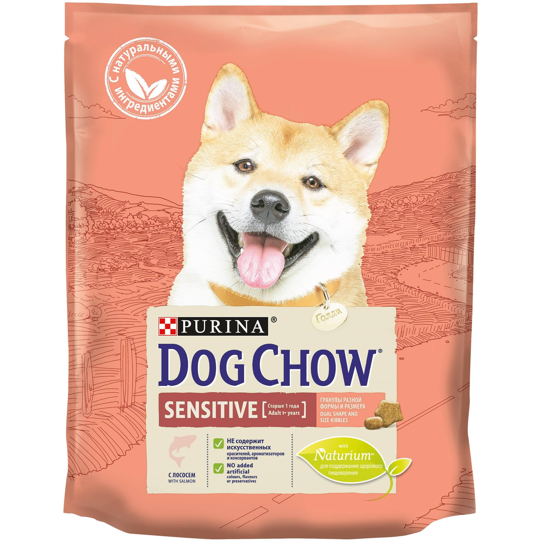 Корм для собак с чувствительным пищеварением