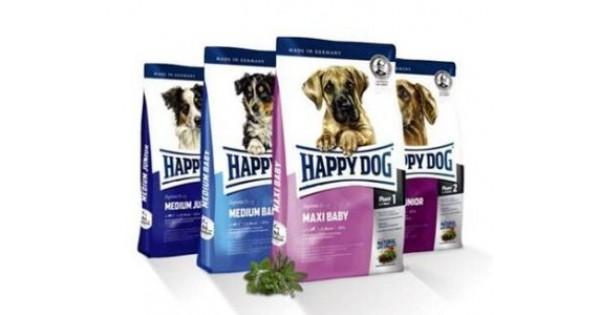 Хэппи Дог: корм для собак и щенков (Ирландия)