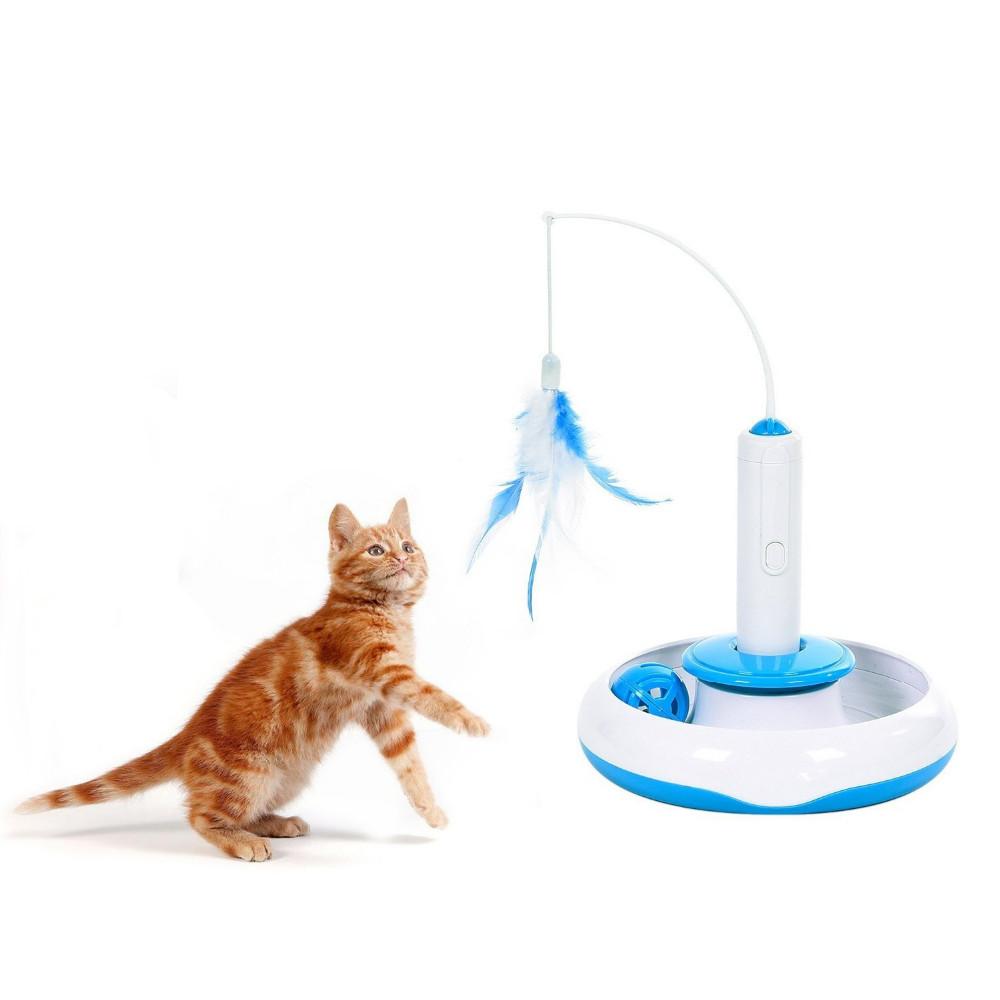 Как подобрать игрушки для кошки