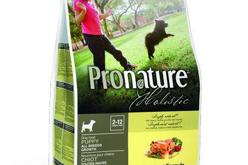 Пронатюр (корм для собак): holistic и original