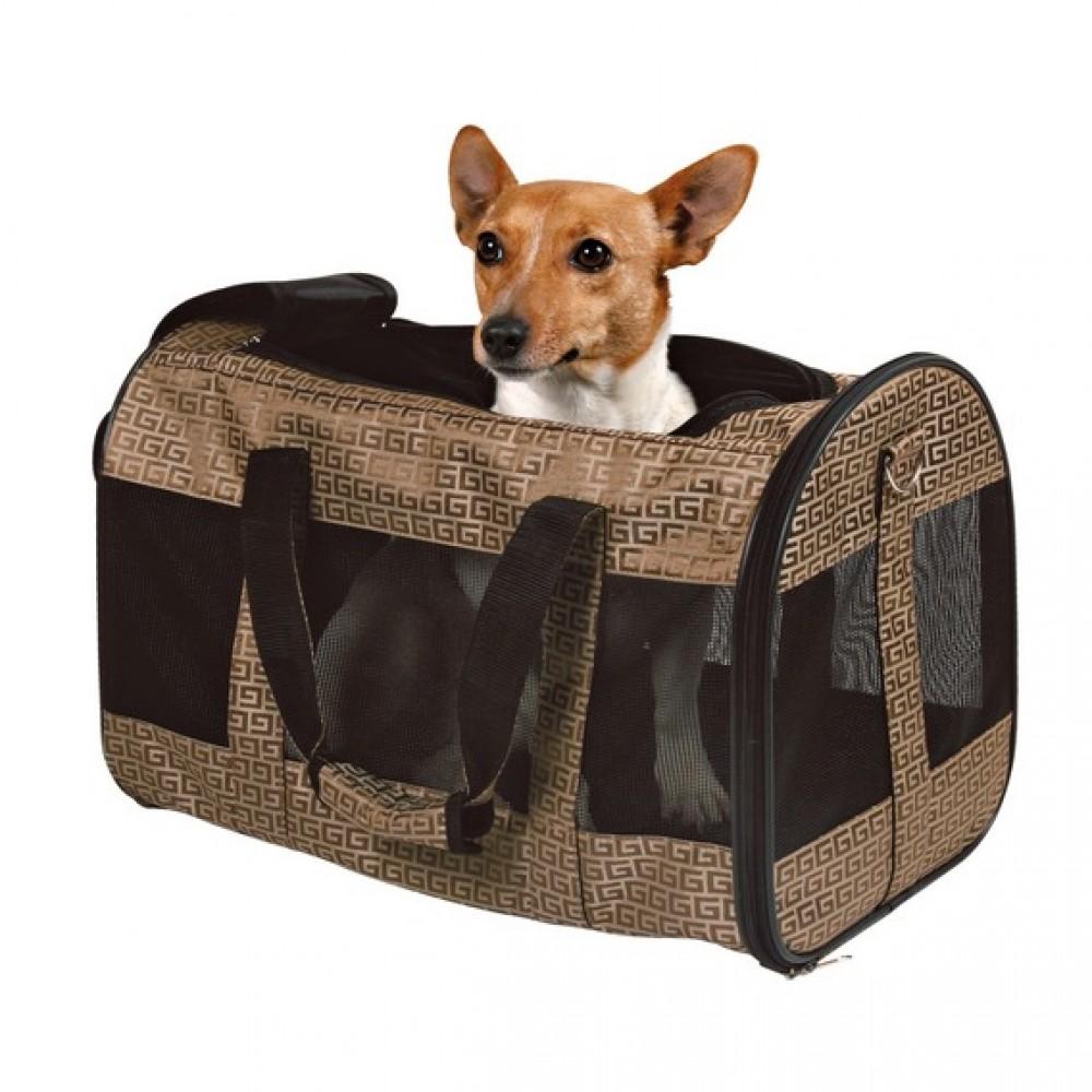 Переноска для собак мелких, средних и крупных пород