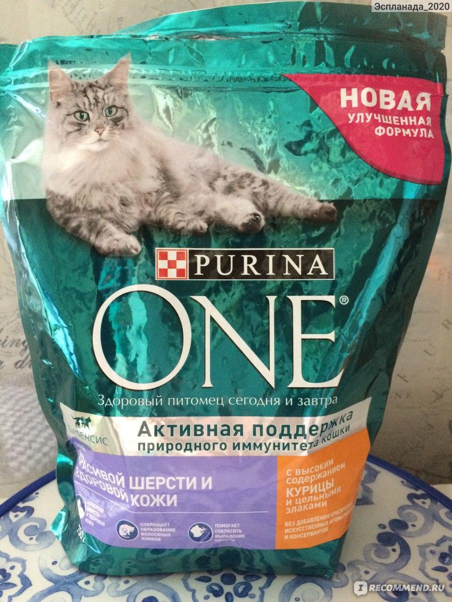 Корм для кошек «Пурина Ван» (Purina One)
