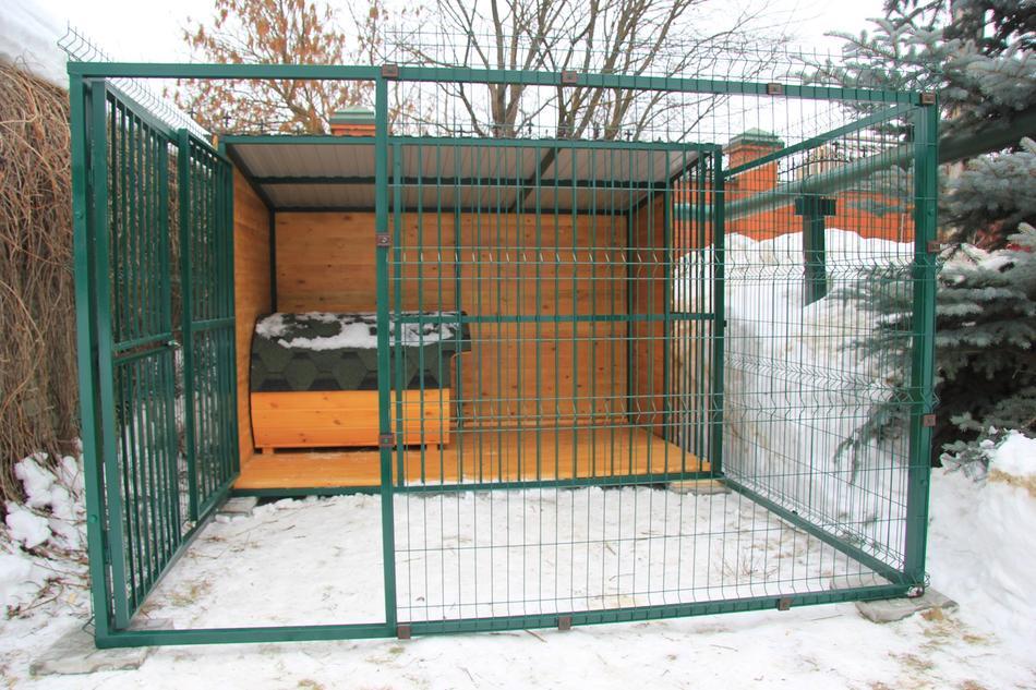 Можно ли лабрадора держать на улице зимой