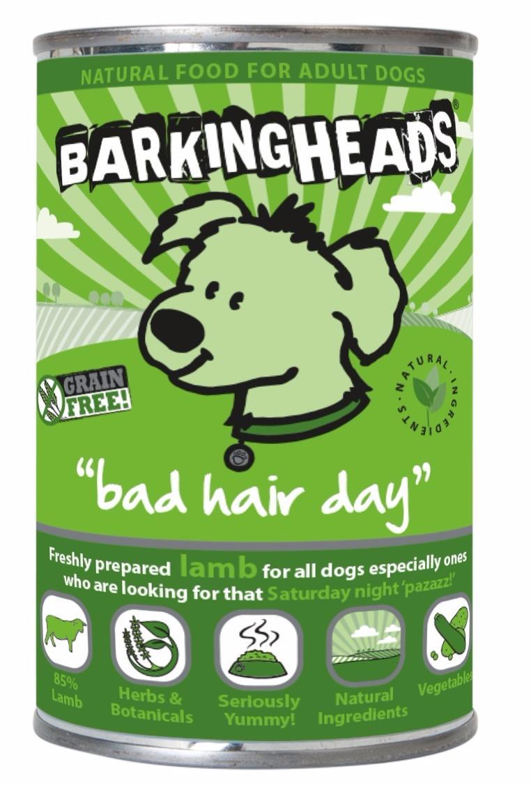 Barking Heads: корм для собак и щенков, сухой и консервы