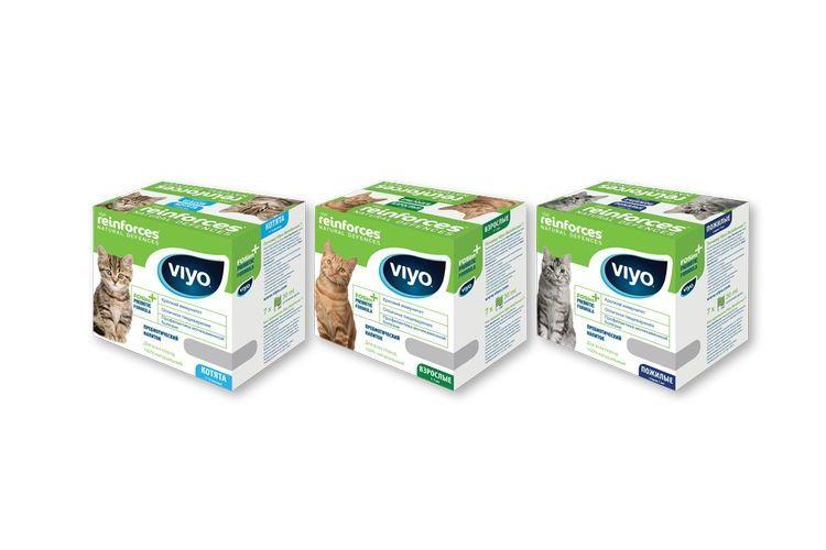 Viyo для кошек и котов