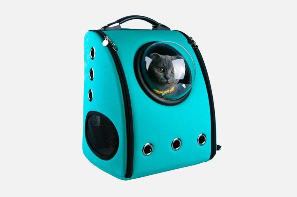 Переноска для кошек: варианты в виде рюкзака или как сделать своими руками
