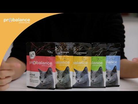 Probalance — корм для кошек