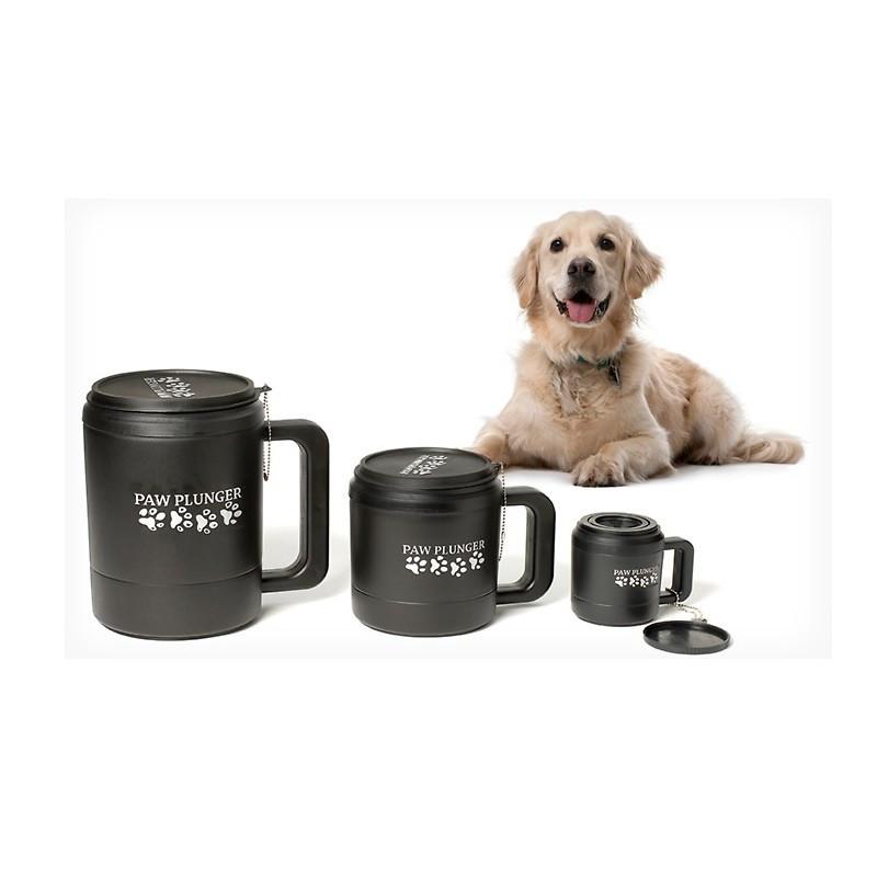 Лапомойка для собак: Paw Plunger и другие