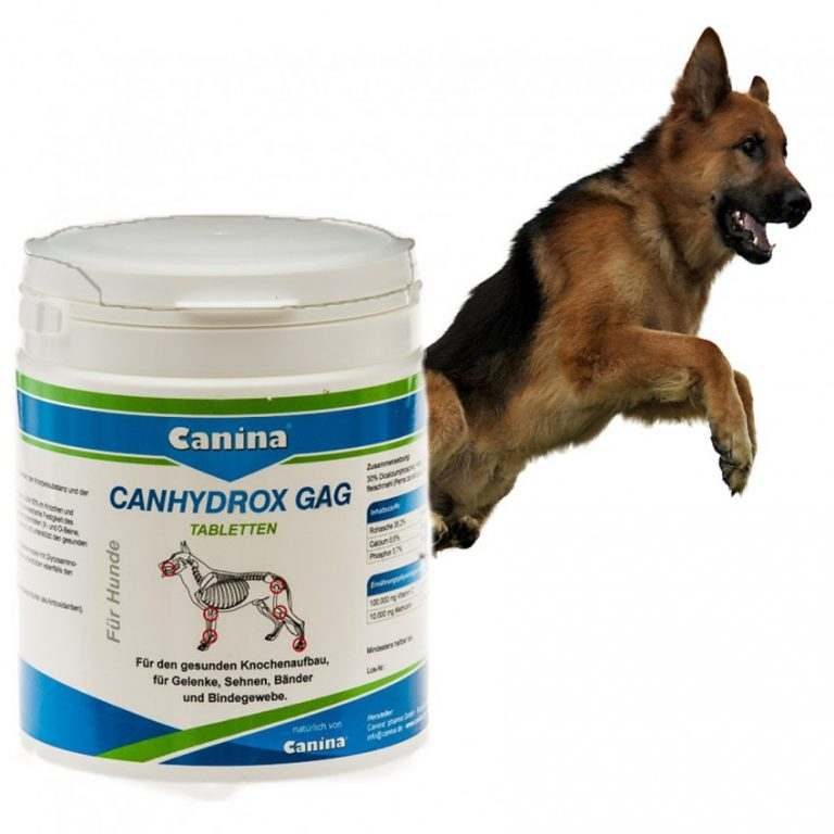 Витамины для собак и щенков мелких и крупных пород