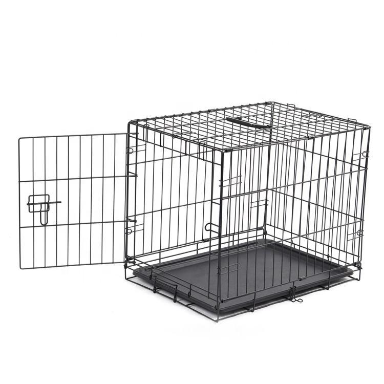 Клетка для собак в квартиру: металлическая и мягкая