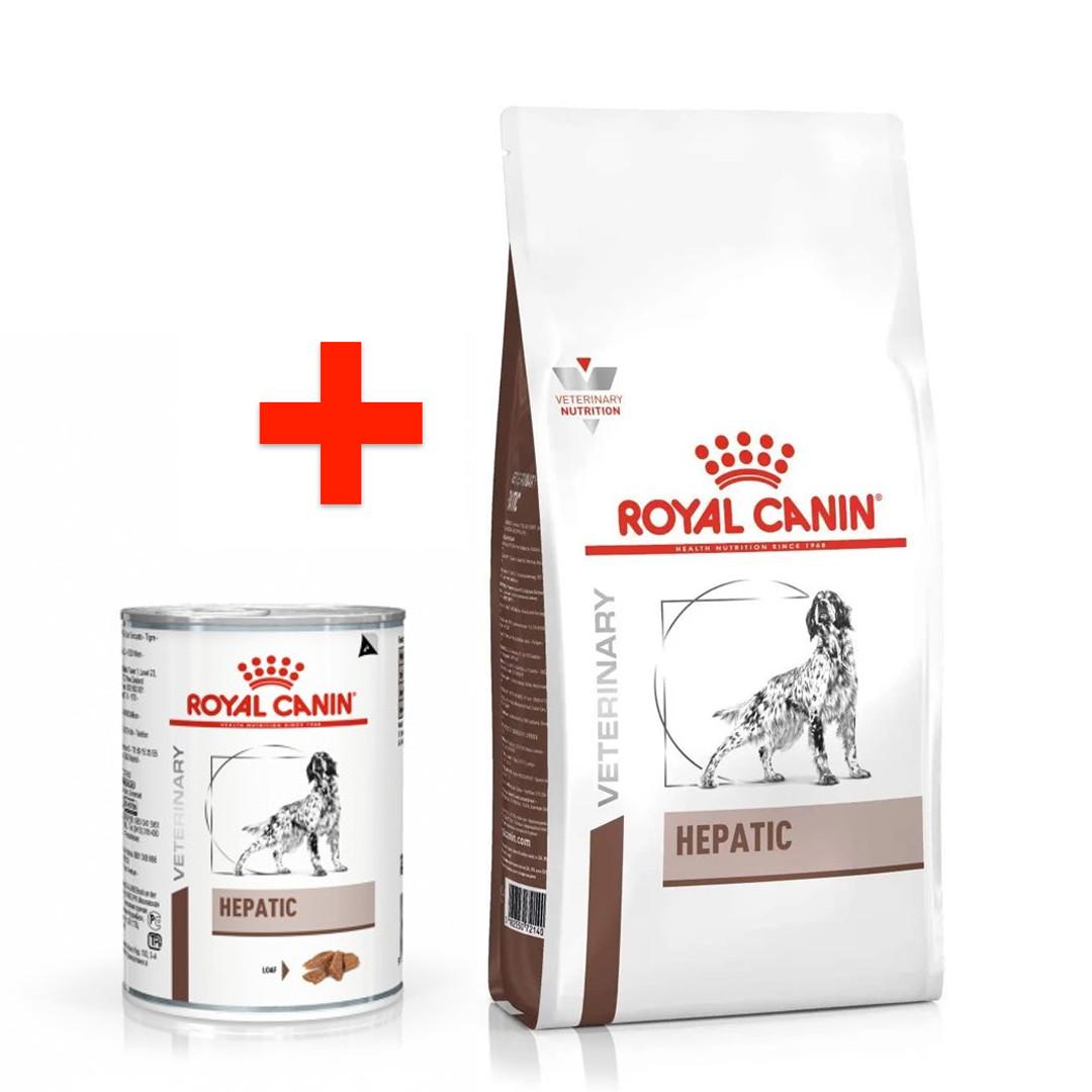 Роял Канин гепатик для собак: состав кормов