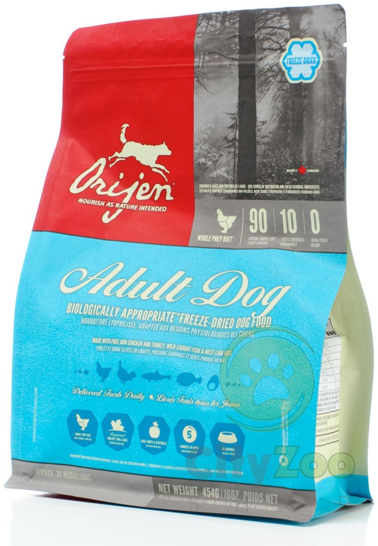 Orijen: корм для собак мелких пород и щенков