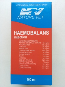 Гемобаланс для собак