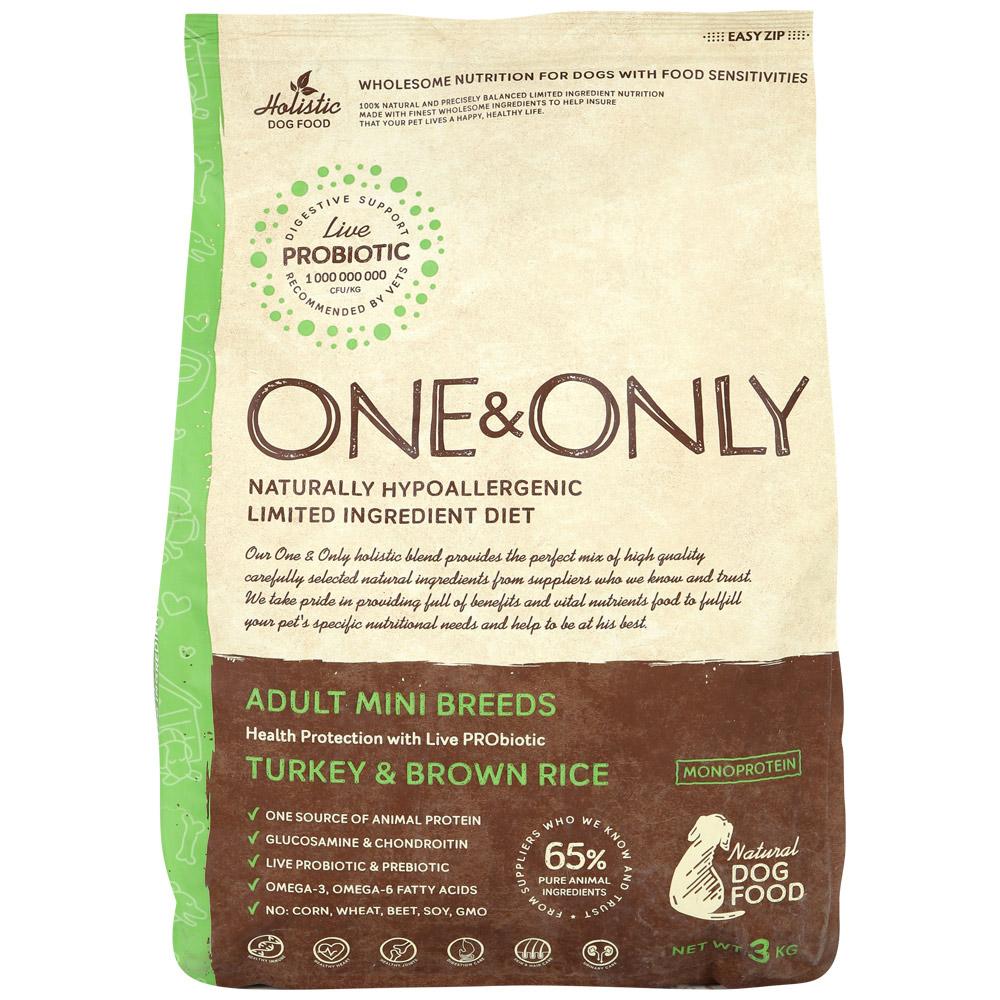 One Only (Оне Онли): корм для собак и щенков