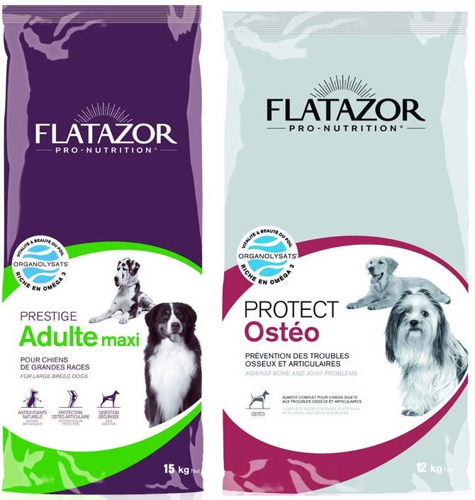 Флатазор (Flatazor) корм для собак