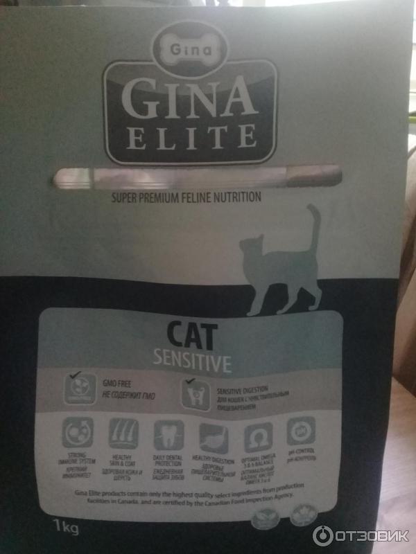 Корм для собак Джина (Gina)