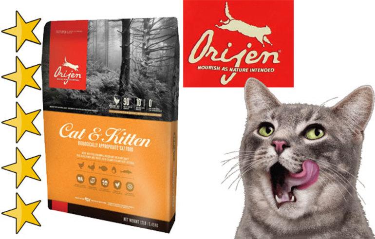 Корм для кошек Orijen