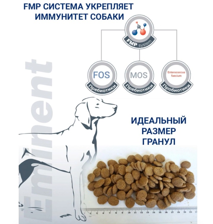 Гипоаллергенный корм для собак мелких и крупных пород