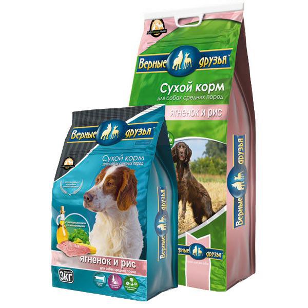 Гипоаллергенные корма для собак: рейтинг