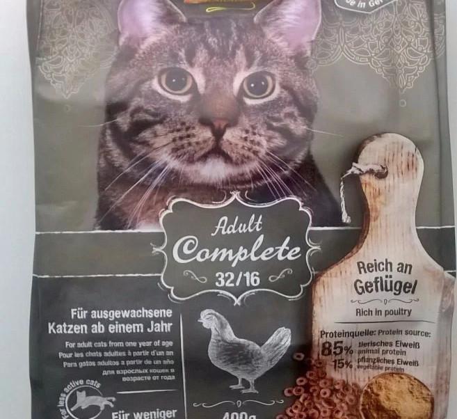 Корм для кошек «Леонардо»