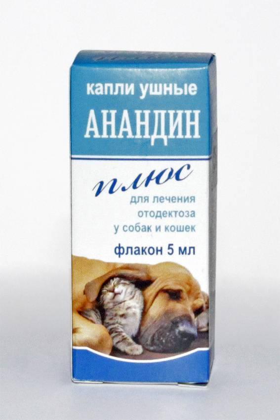 Анандин для кошек:инструкция по применению