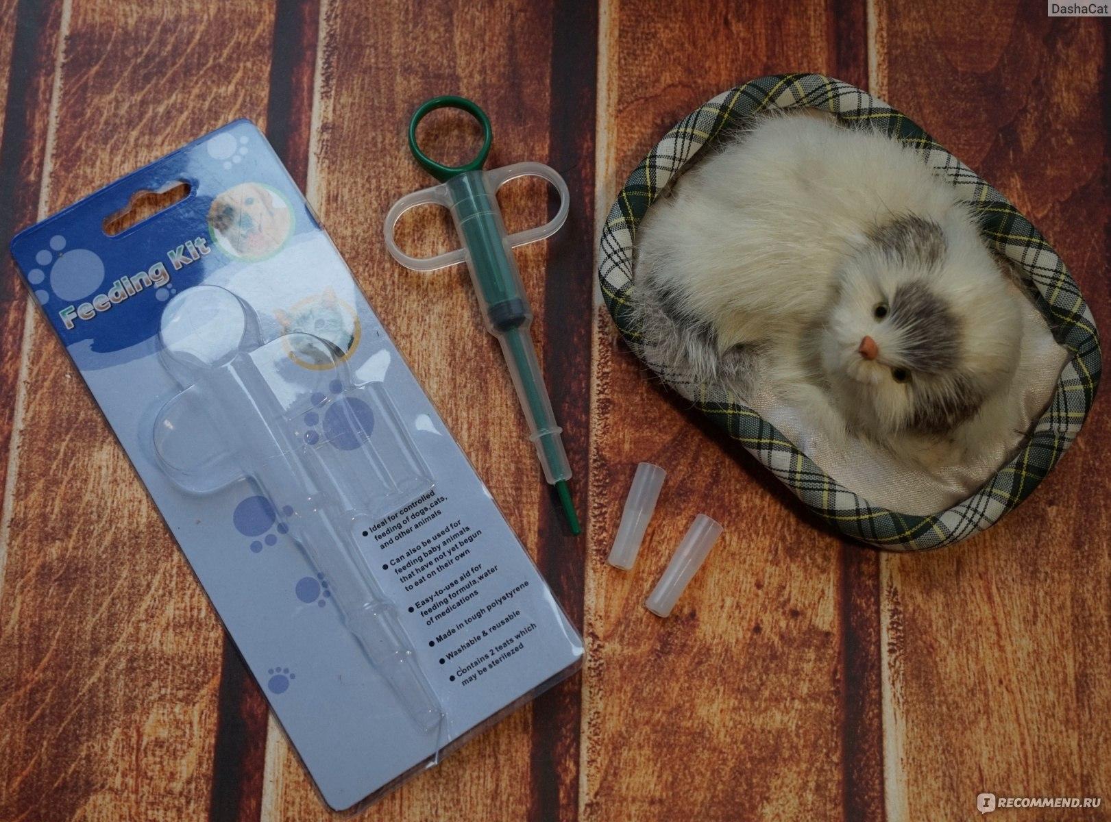 Таблеткодаватель для кошек
