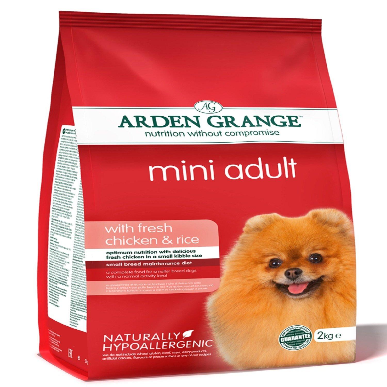 Арден Гранж: корм для собак и щенков (Arden Grange)