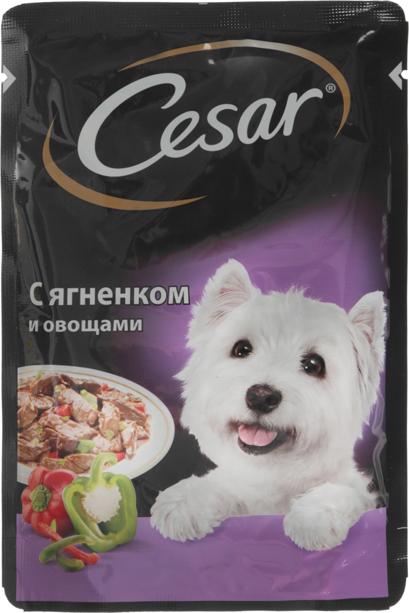 Корм для собак Цезарь (Cesar)