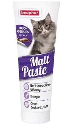 Мальт Паста для кошек