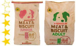 Магнуссон (Magnusson) корм для собак