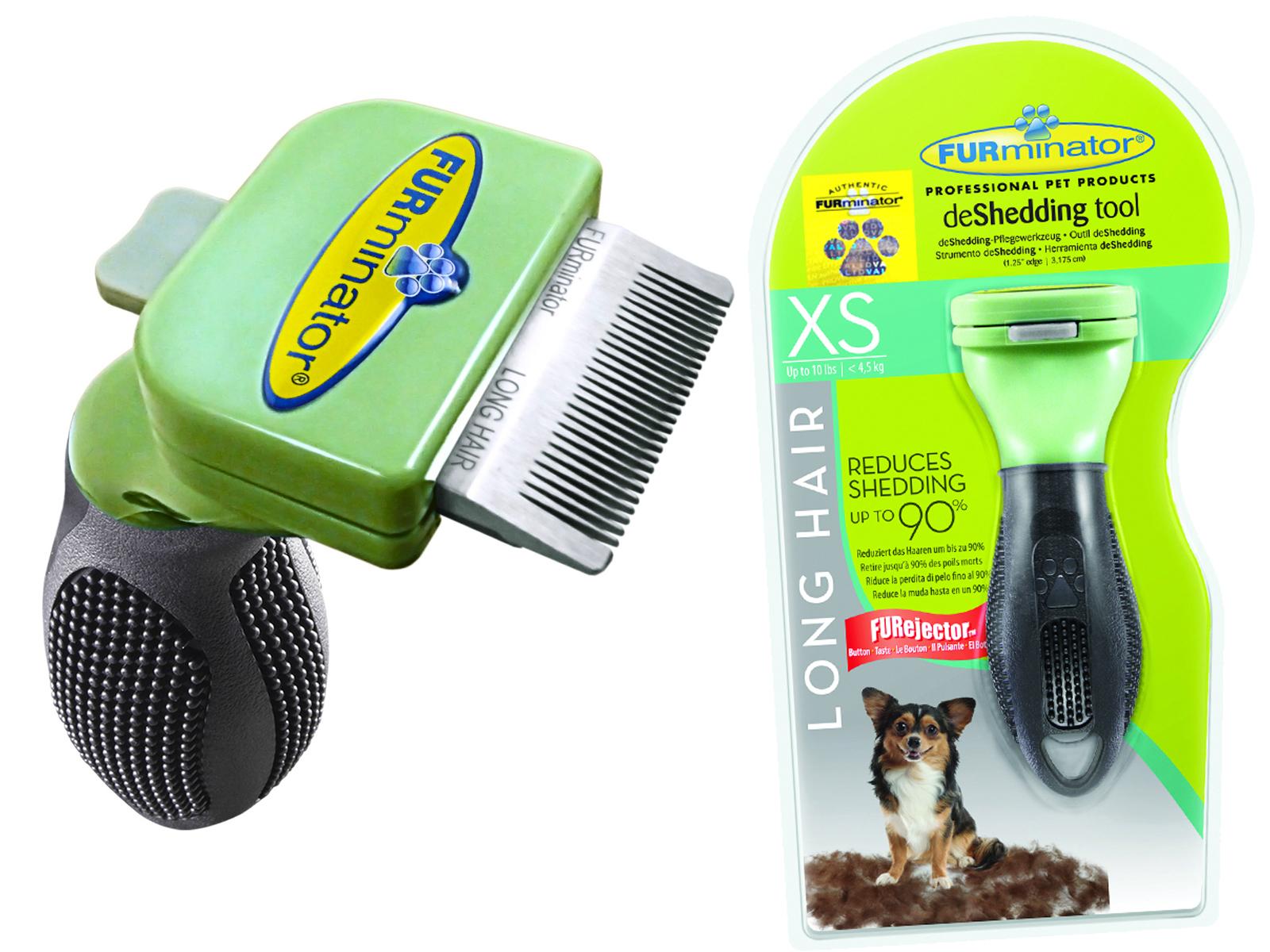 Фурминатор и другие предметы для ухода за шерстью кошек