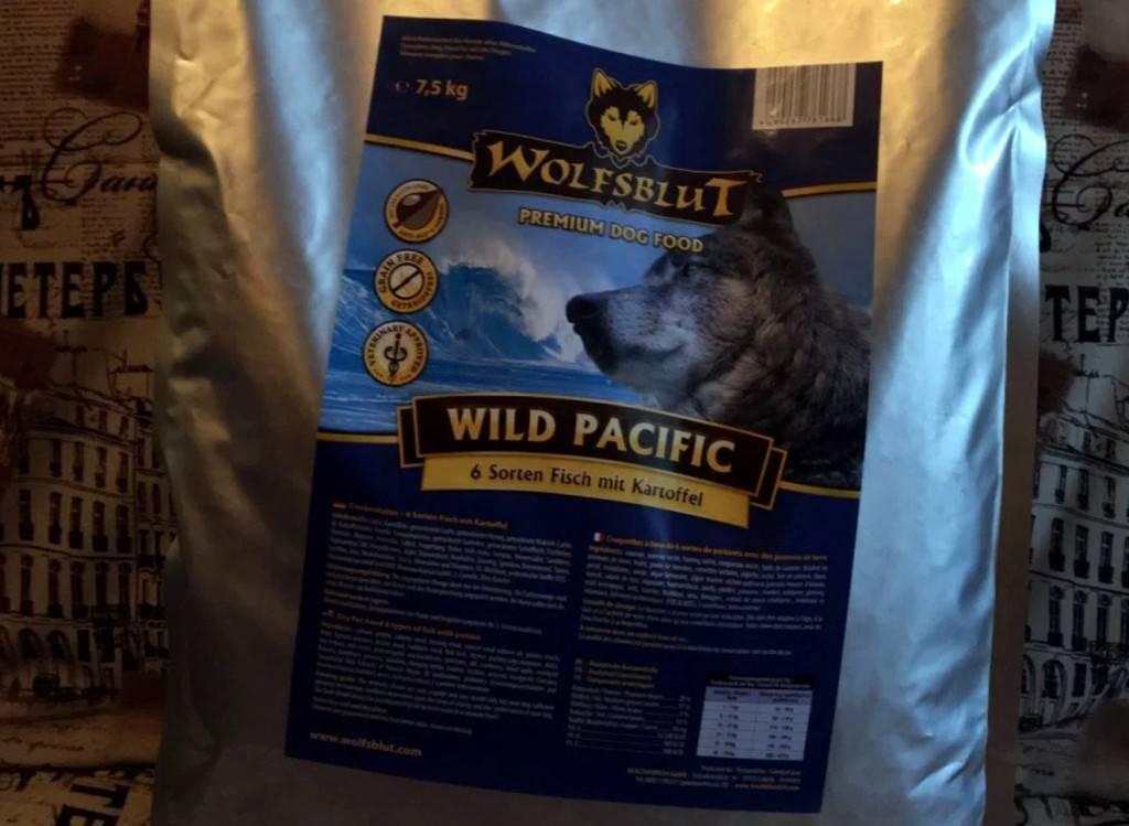 Волчья кровь: корм для собак Wolfsblut