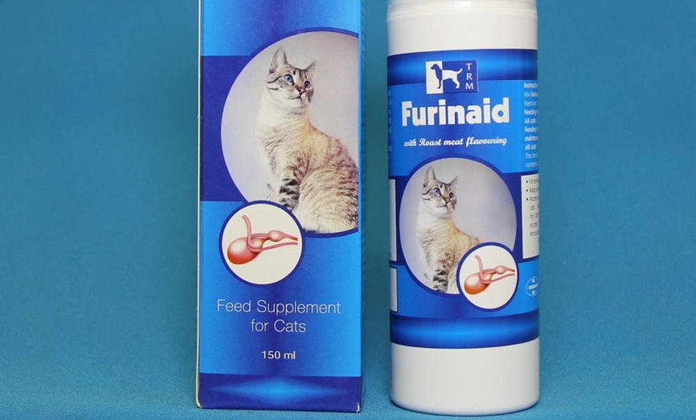 Фуринайд для кошек