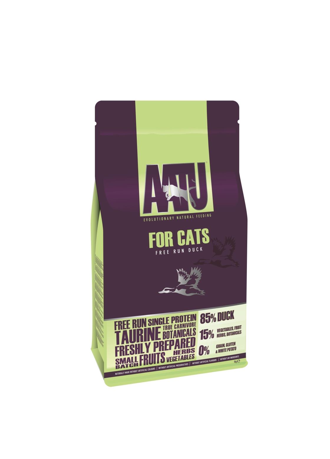 Aatu — корм для кошек