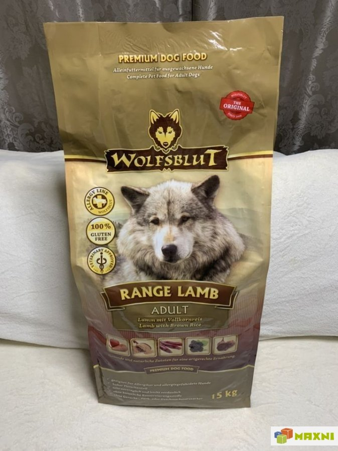 Корм Волчья кровь (Wolfsblut) для собак