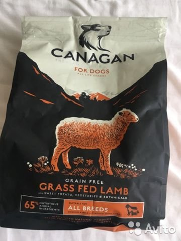 Canagan (корм для собак) для мелких пород