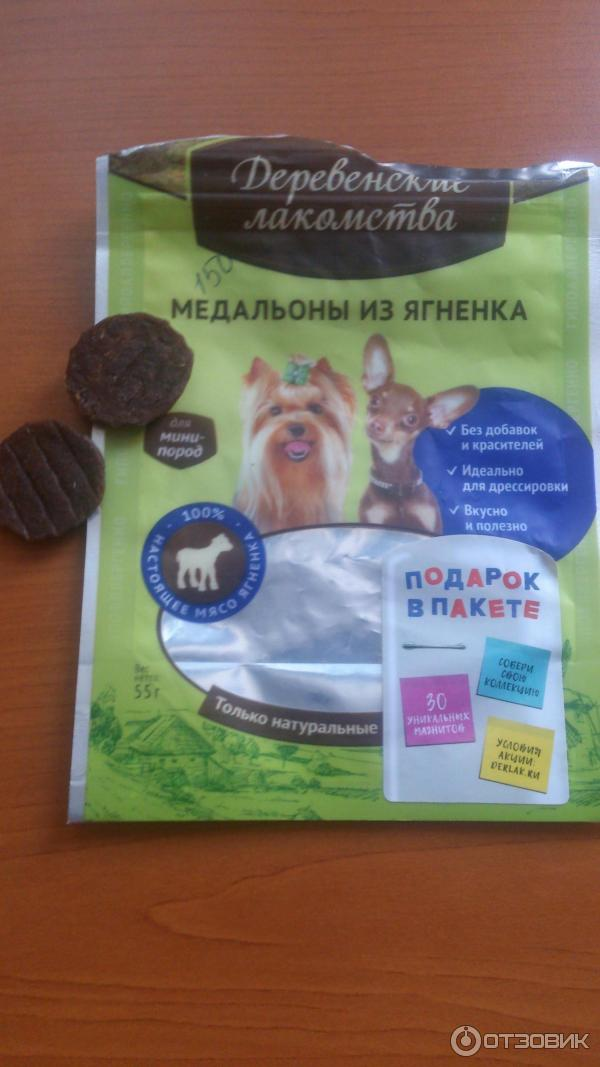 Вкусняшки для собак: лакомства своими руками