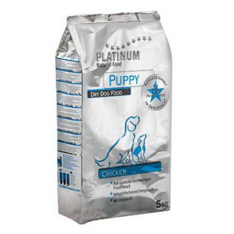 Platinum корм для собак