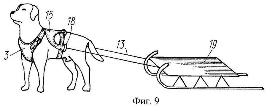 Поводок контроллер для собак своими руками