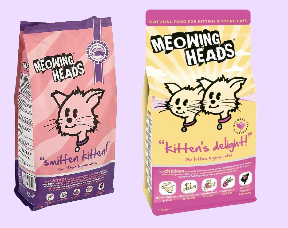 Обзор корма Barking Heads для кошек