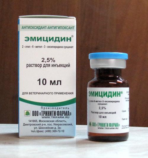 Препарат Эмицидин: эффективное средство для восстановления организма кошки