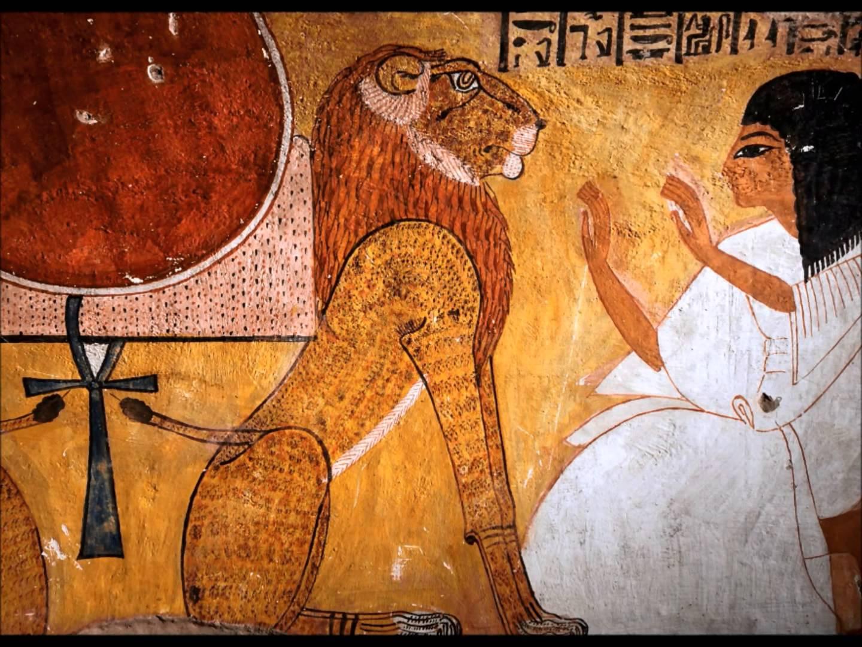 Кошки в древности в разных странах мира