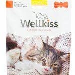 Корм для кошек марки Wellkiss