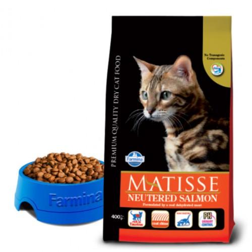 Корм для кошек Матисс (Matisse)