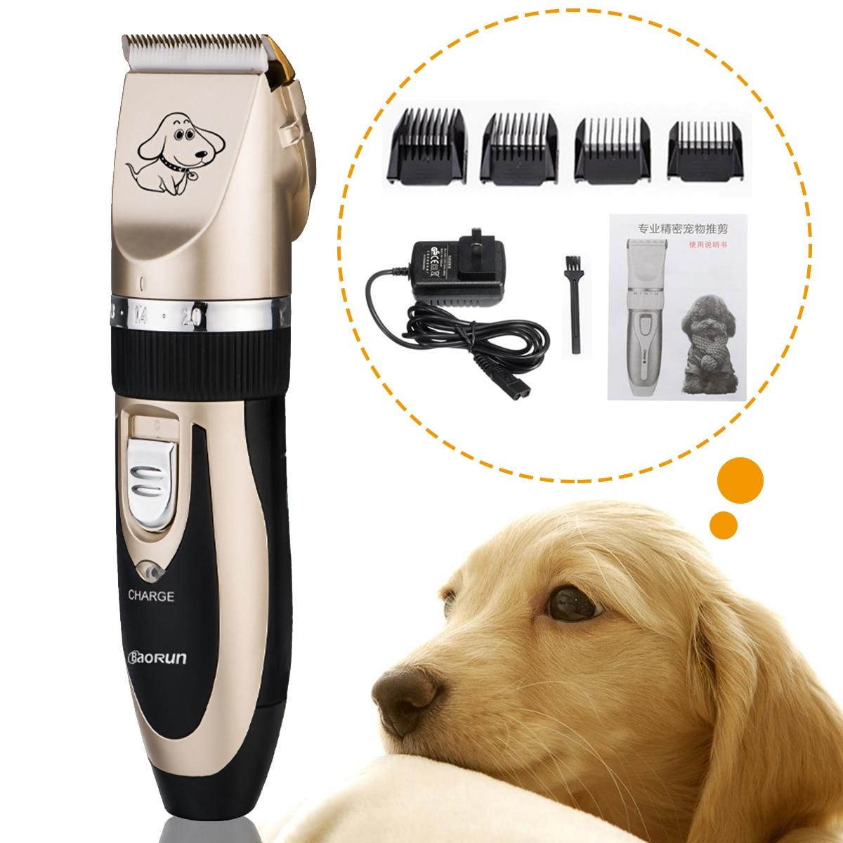 Какая машинка для стрижки лучше для собак